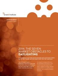 eneref daylighting market-obstacles 2014-1